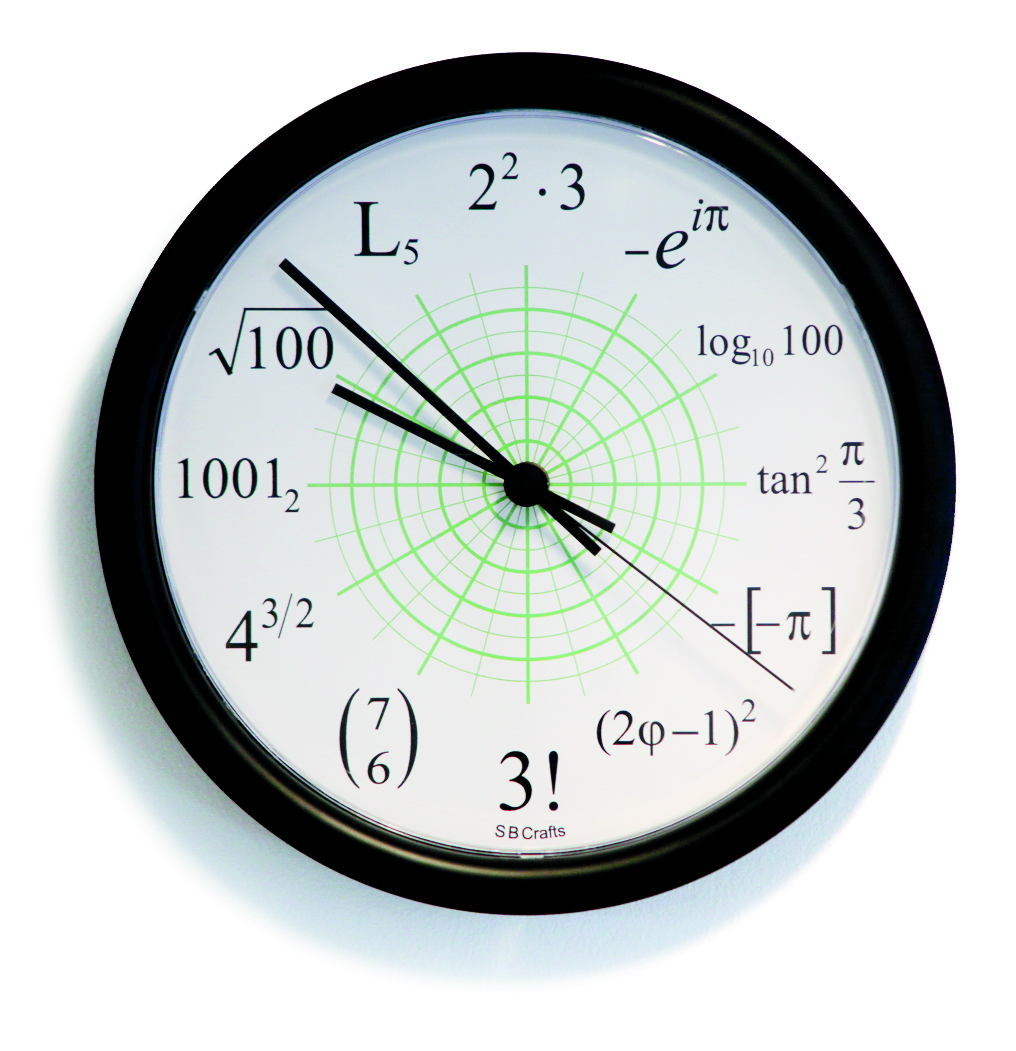 Worksheet Math Clock sb crafts math clocks the clock professional edition